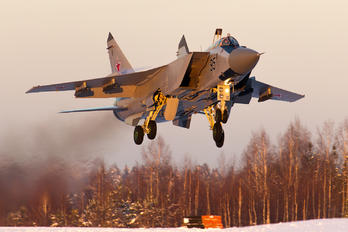 95 - Russia - Air Force Mikoyan-Gurevich MiG-31 (all models)