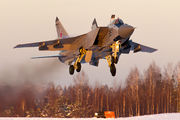 95 - Russia - Air Force Mikoyan-Gurevich MiG-31 (all models) aircraft