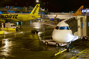 N604NK - Spirit Airlines Airbus A320
