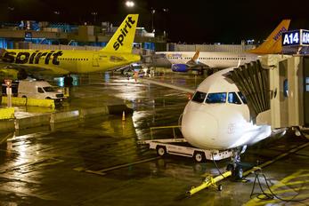 N604NK - Spirit Airlines Airbus A320