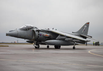 ZD347 - Royal Air Force British Aerospace Harrier GR.9