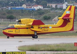 2054 - Greece - Hellenic Air Force Canadair CL-415 (all marks)