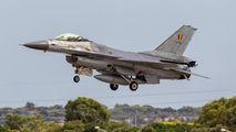 FA-136 - Belgium - Air Force General Dynamics F-16A Fighting Falcon aircraft
