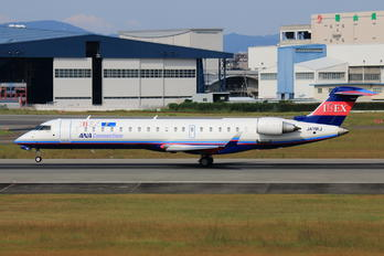 JA11RJ - Ibex Airlines - ANA Connection Bombardier CRJ-700
