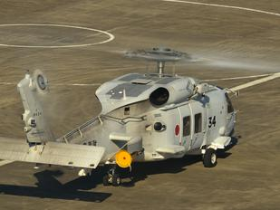21-8434 - Japan - Maritime Self-Defense Force Mitsubishi SH-60K