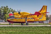 866 - Croatia - Air Force Canadair CL-415 (all marks) aircraft
