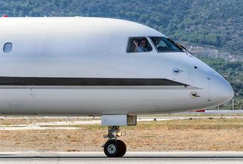 OE-LUV - International Jet Management Embraer ERJ-190-100 Lineage 1000
