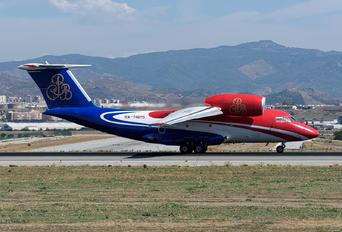 RA-74015 - Shar Ink Antonov An-74