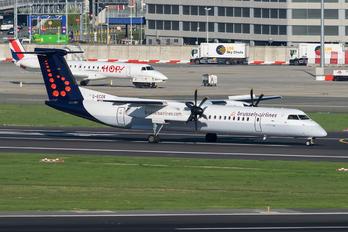G-ECOK - Brussels Airlines de Havilland Canada DHC-8-400Q / Bombardier Q400