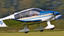 G-BRBL - Private Robin DR.400 series aircraft