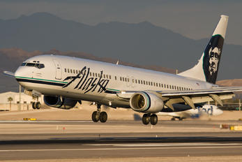 N302AS - Alaska Airlines Boeing 737-900