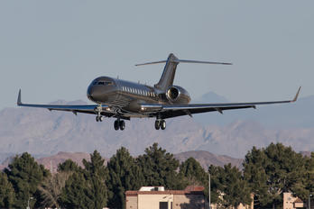 N711MC - Private Bombardier BD-700 Global Express