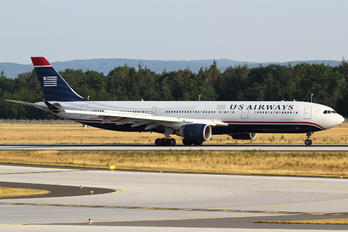 N273AY - US Airways Airbus A330-300