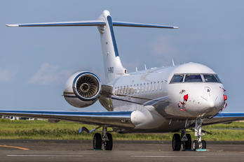 D-ARKO - K5 Aviation Bombardier BD-700 Global Express XRS