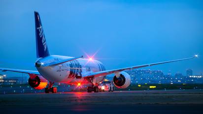JA873A - ANA - All Nippon Airways Boeing 787-9 Dreamliner