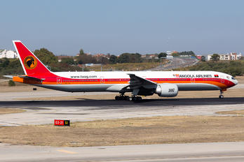 D2-TEI - TAAG - Angola Airlines Boeing 777-300ER