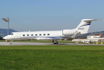 N451GV - Private Gulfstream Aerospace G-V, G-V-SP, G500, G550
