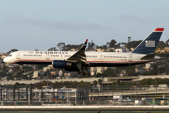 N937UW - US Airways Boeing 757-200
