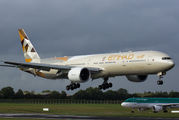 A6-ETA - Etihad Airways Boeing 777-300ER aircraft