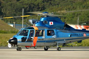 JA03KP - Japan - Police Eurocopter AS365 Dauphin 2