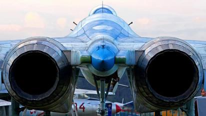 40 - Belarus - Air Force Sukhoi Su-27P
