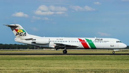CS-TPA - PGA Portugalia Fokker 100