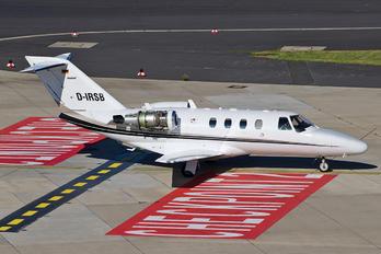 D-IRSB - Private Cessna 525 CitationJet