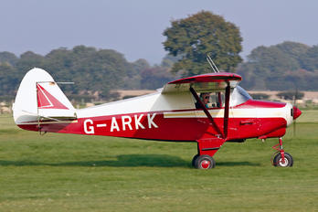 G-ARKK - Private Piper PA-22 Colt