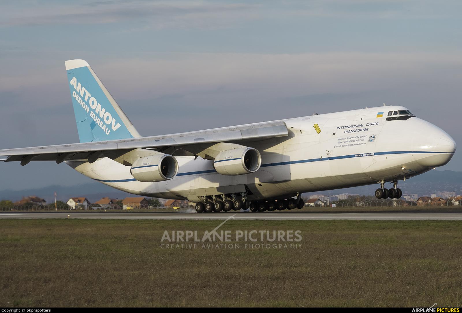 Antonov Airlines /  Design Bureau UR-82072 aircraft at Pristina Intl