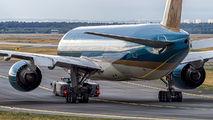 VN-A143 - Vietnam Airlines Boeing 777-200ER aircraft