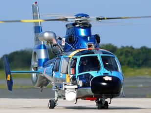 JA03KP - Japan - Police Eurocopter AS365 Dauphin 2