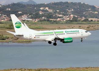 D-AGEN - Germania Boeing 737-700