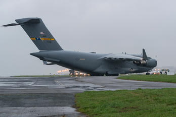07-7181 - USA - Air Force Boeing C-17A Globemaster III