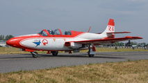 2006 - Poland - Air Force: White & Red Iskras PZL TS-11 Iskra aircraft