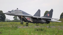 4123 - Poland - Air Force Mikoyan-Gurevich MiG-29GT aircraft