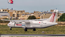 TS-LBE - Tunisair Express ATR 72 (all models) aircraft
