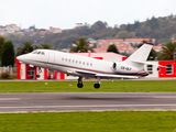 CS-DLF - NetJets Europe (Portugal) Dassault Falcon 2000 DX, EX aircraft