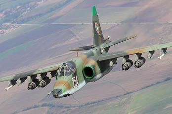 254 - Bulgaria - Air Force Sukhoi Su-25K