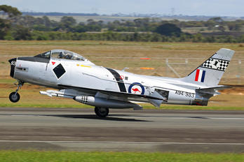VH-IPN - Australia - Air Force Commonwealth Aircraft Corp CA-27 Sabre