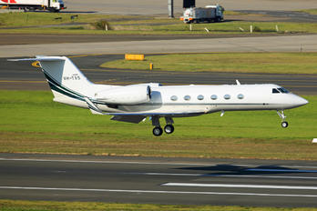 VH-TXS - Private Gulfstream Aerospace G-IV,  G-IV-SP, G-IV-X, G300, G350, G400, G450