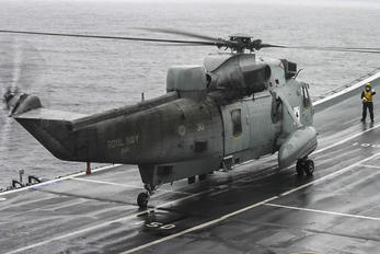 ZA168 - Royal Navy Westland Sea King HAS.6CR
