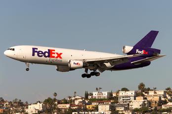 N357FE - FedEx Federal Express McDonnell Douglas DC-10F