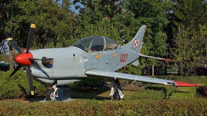 027 - Poland - Air Force PZL 130 Orlik TC-1 / 2