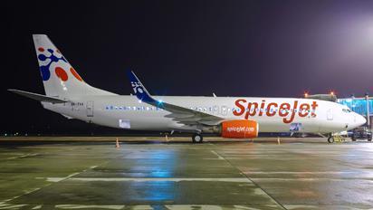 OK-TVX - SpiceJet Boeing 737-800