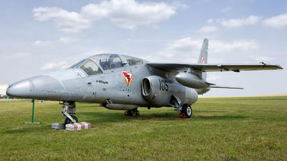 105 - Poland - Air Force PZL I-22 Iryda