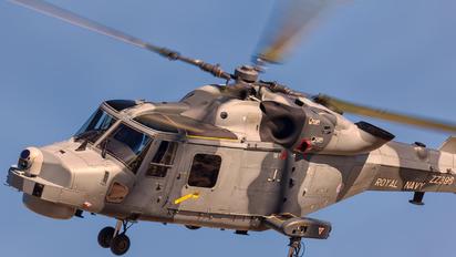 ZZ396 - Royal Navy Agusta Westland AW159 Lynx Wildcat AH.1