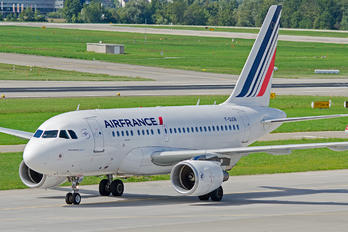 F-GUGB - Air France Airbus A318