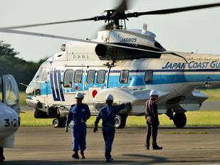 JA6805 - Japan - Coast Guard Aerospatiale AS332 Super Puma