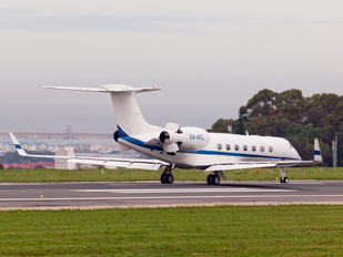 XA-ATL - Private Gulfstream Aerospace G-V, G-V-SP, G500, G550