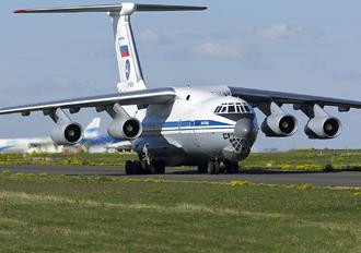 RA-78886 - Russia - Air Force Ilyushin Il-76 (all models)